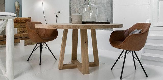 Table du Sud Eiken tafels