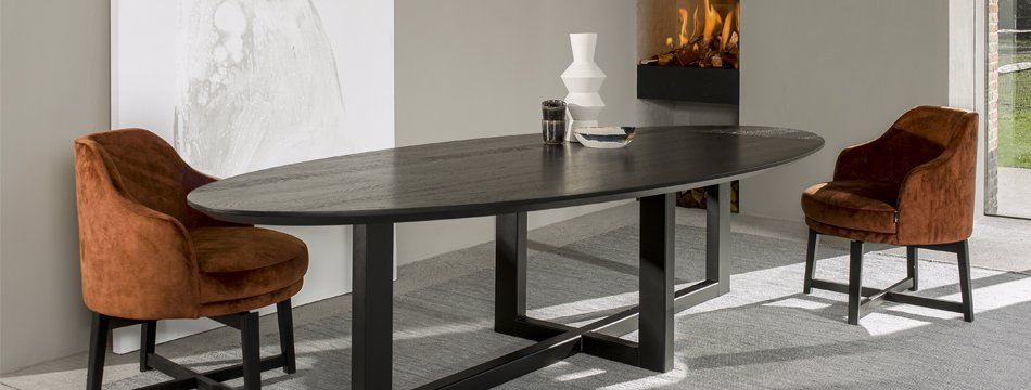 Low dining tables